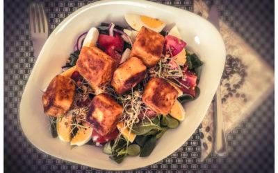 Schnelle Salatdressings